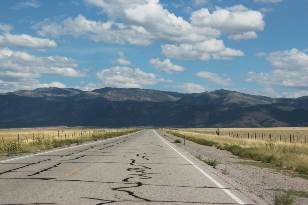 Utah road