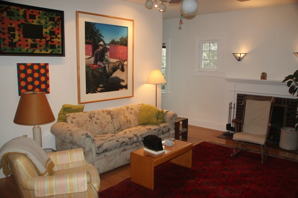 Alexandria, Virginia living room