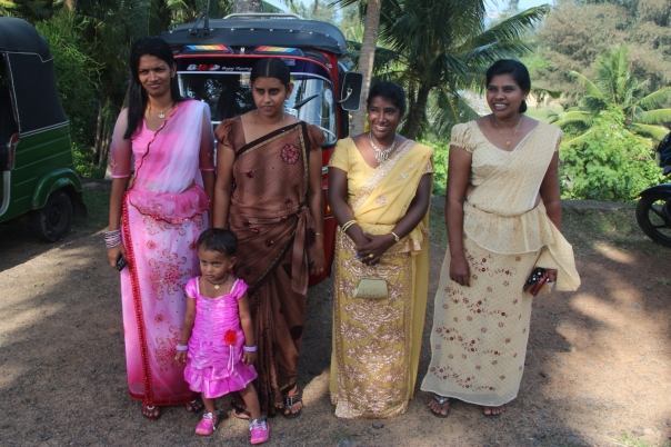 Wedding party, Galle