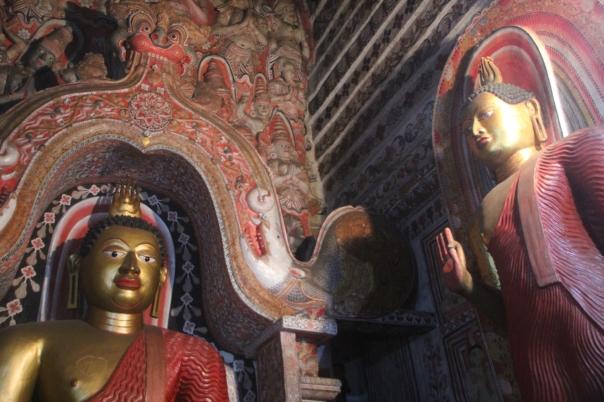 Cave temple, Natha Devale, Sri Lanka