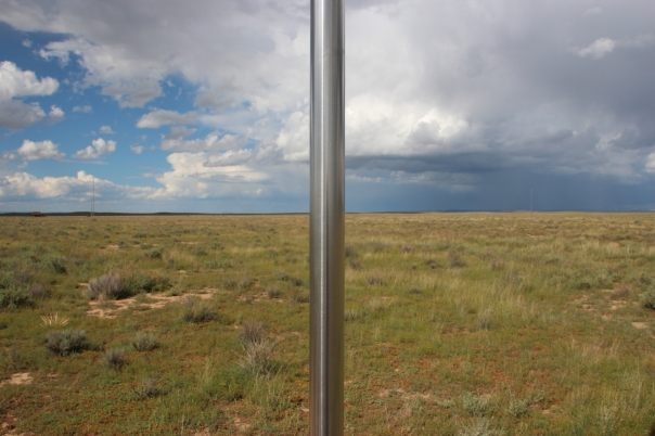 Lightning Field, Quemado, NM