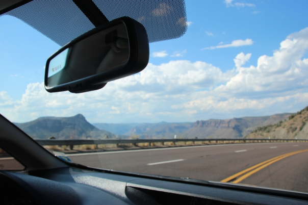 Arizona road