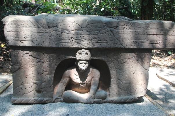 Parque Museo La Venta, Villahermosa
