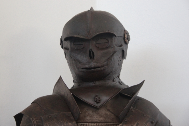 Colonial suit of armor, Santiago Tuxtla