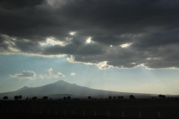 En route between Xalapa and Chalcatzingo