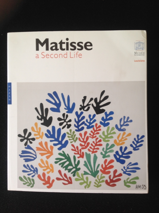 Catalogue of Matisse's late work