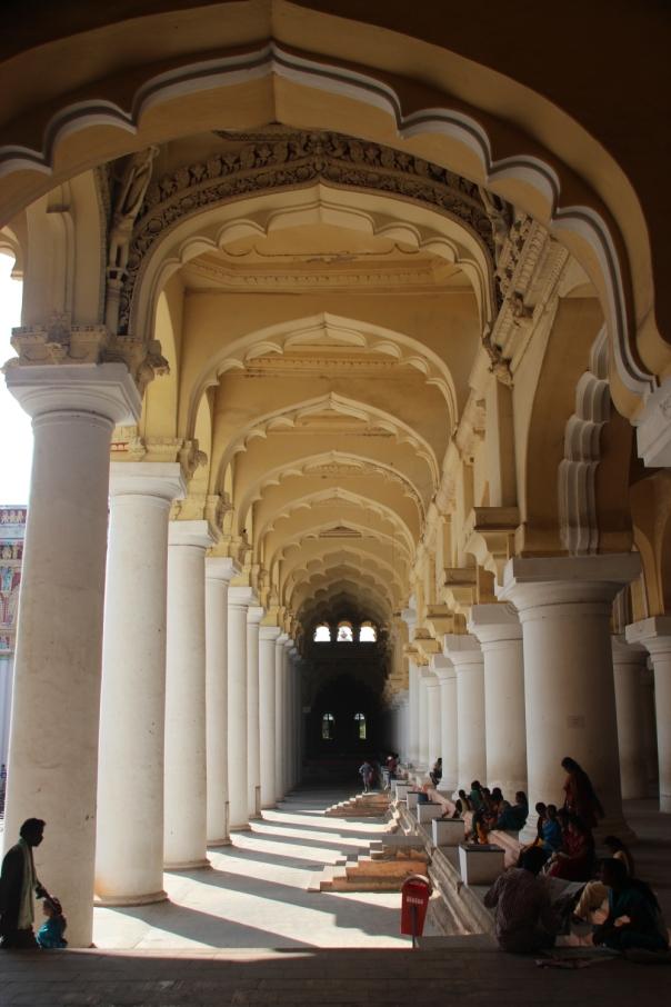 Tirumalai Nayaka Palace, Madurai