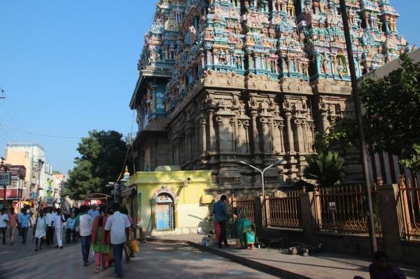 Meenaksi Sundaresvarar Temple, Madurai