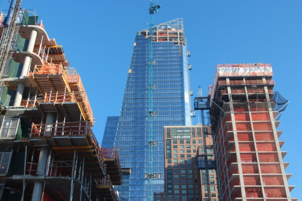 Hudson Yards, NYC
