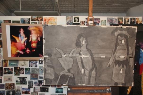 A recent charcoal study