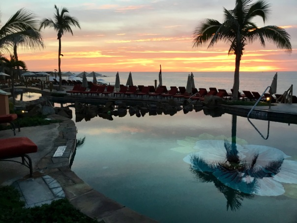 Morning in Los Cabos, Mexico