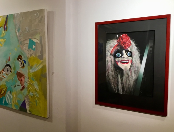 """The Champ"" in ""Worlds Seen & Unseen"" at Westbeth Gallery, NYC"