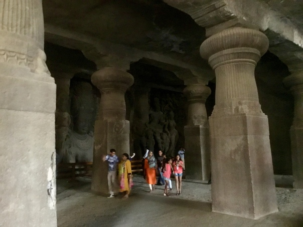 Elephanta Caves, India