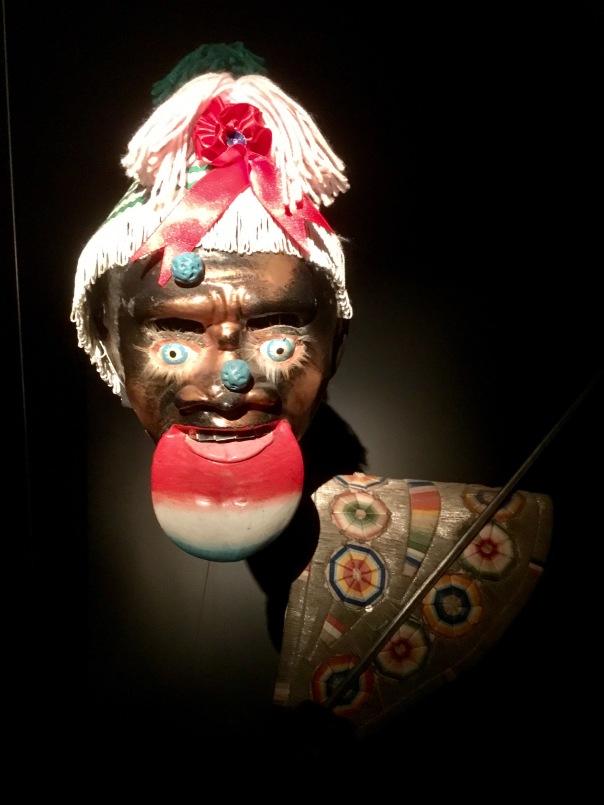 Matador mask, La Paz, Bolivia
