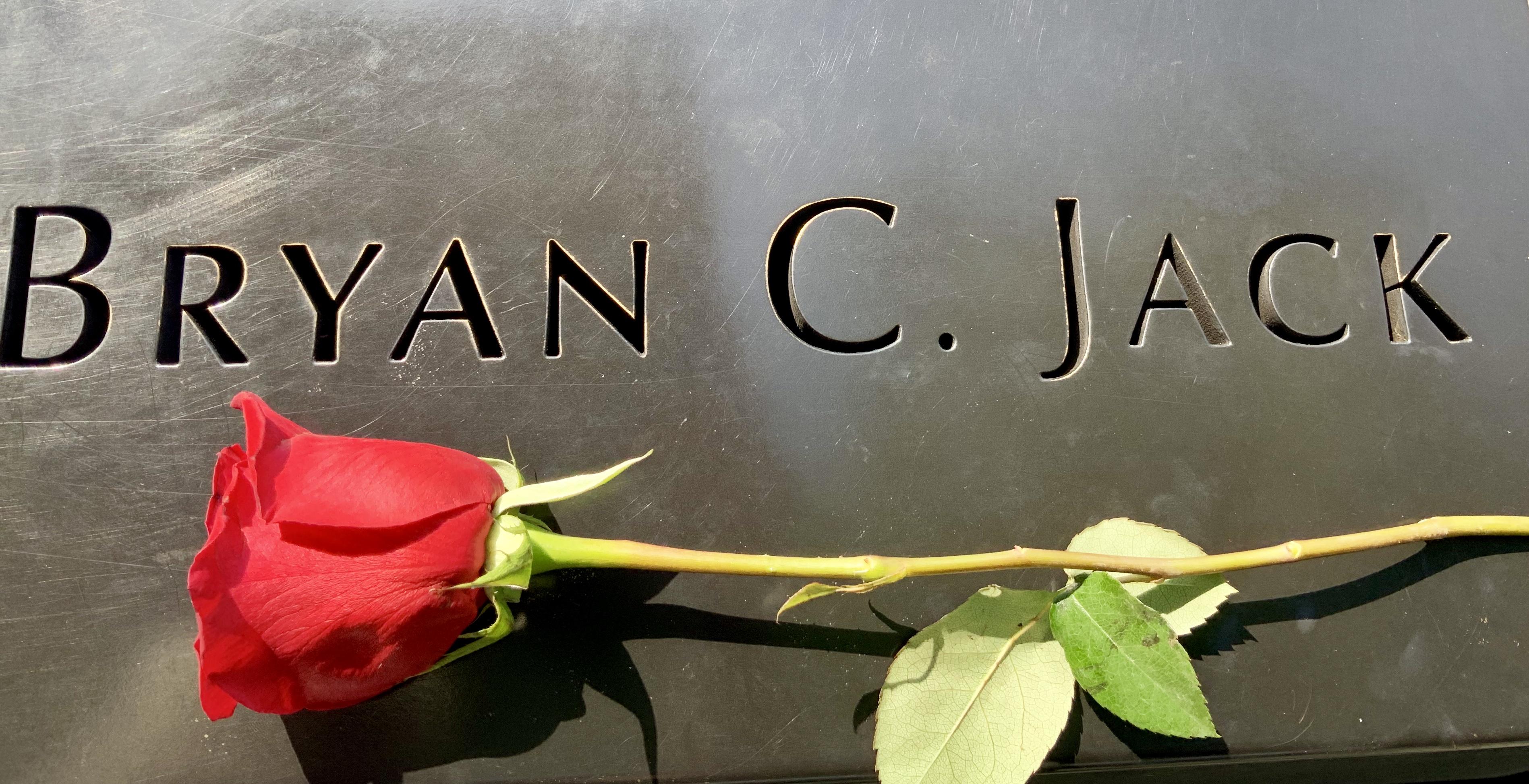 January 3, 1953 - September 11, 2001 (9:37AM)
