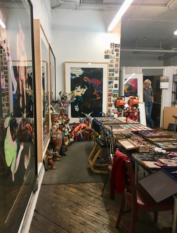 Barbara'a studio