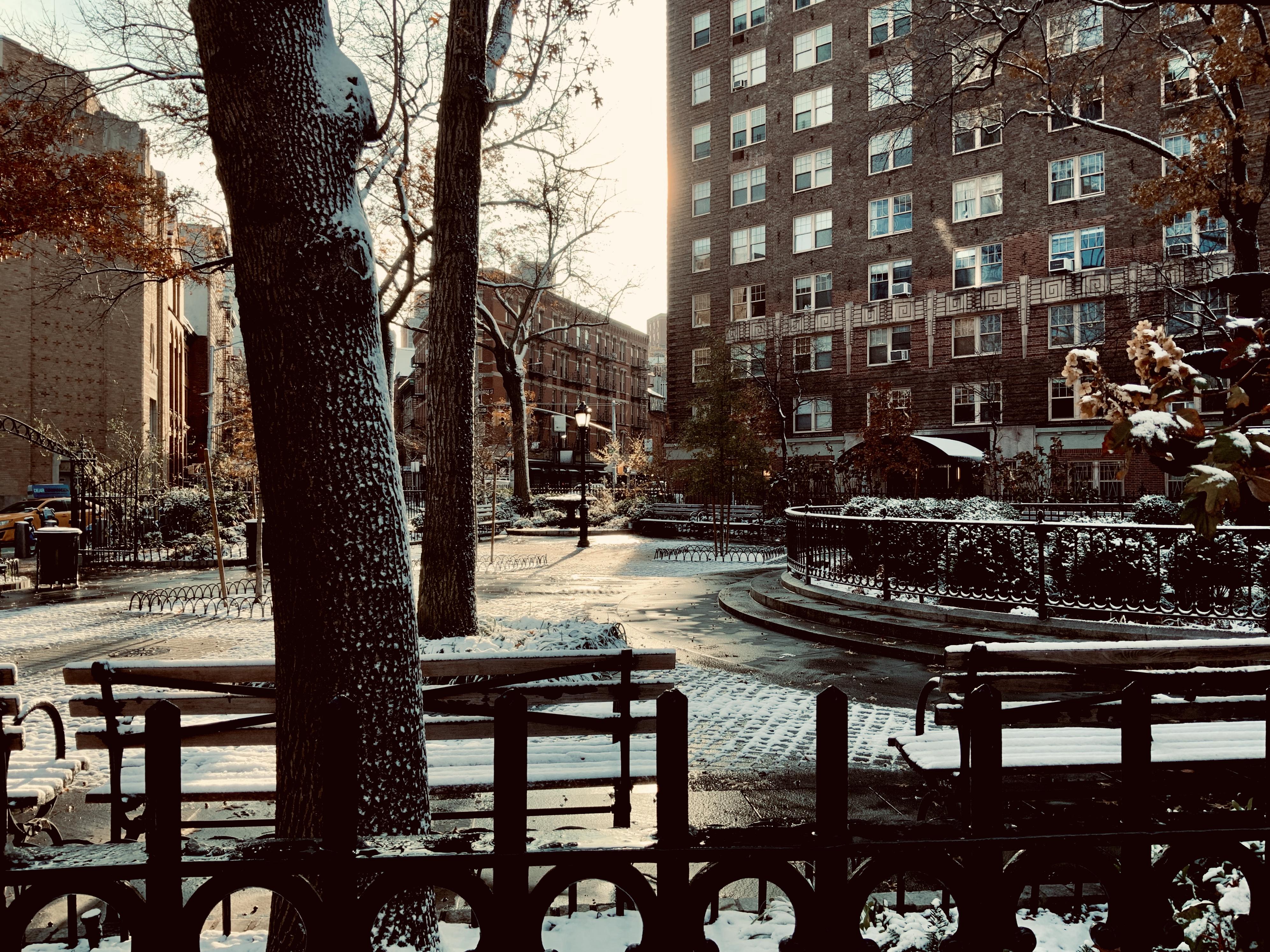 Jackson Square in New York City