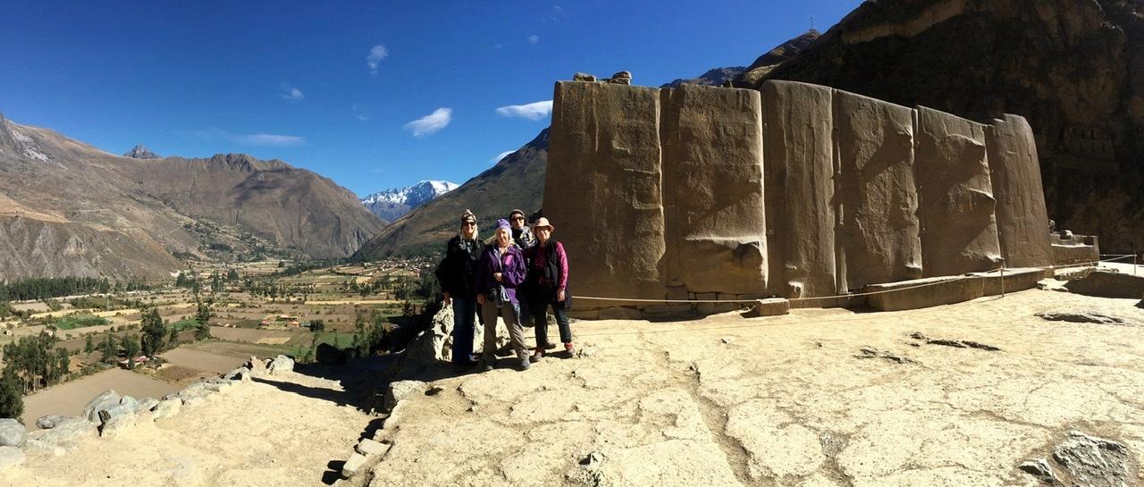 Ollantaytambo in Peru's Sacred Valley