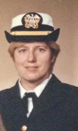 Ensign Barbara Rachko, circa 1983